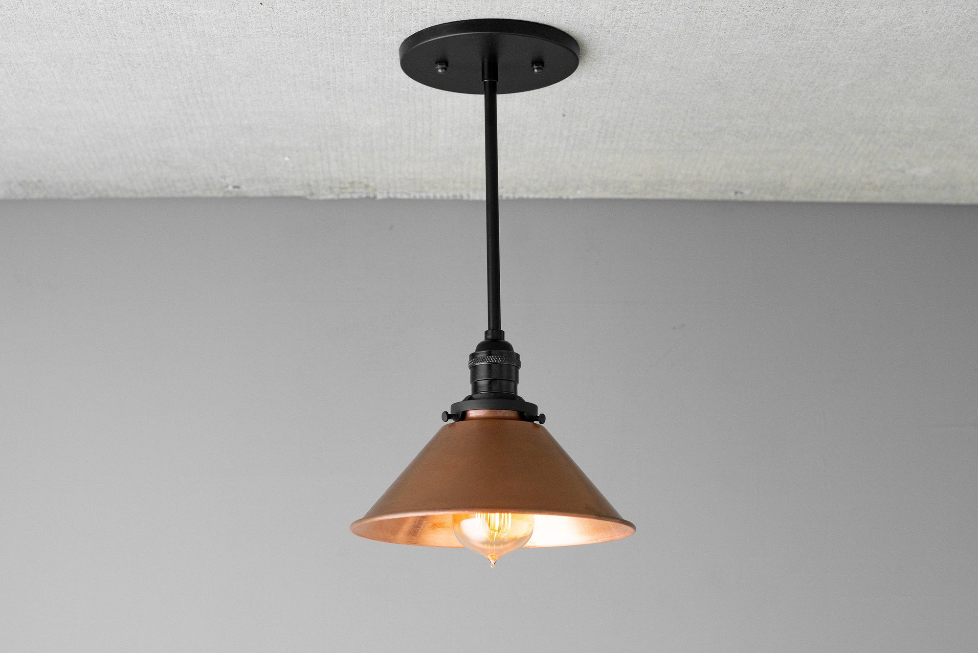 Bon Copper Lighting   Pendant Lighting   Ceiling Light   Hanging Lamp   Co    Peared Creation