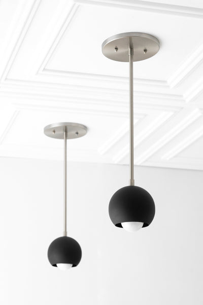 Pendant Fixture - Minimalist Lighting - Modern Lighting - Hallway Lighting - Bar Lighting - Bathroom Lighting - Model No. 7003
