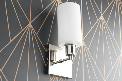 Bathroom Wall Light - Art Deco Lighting - Vanity Lighting - Modern Lighting - Bathroom Lighting - Art Deco Sconce - Model No. 8511