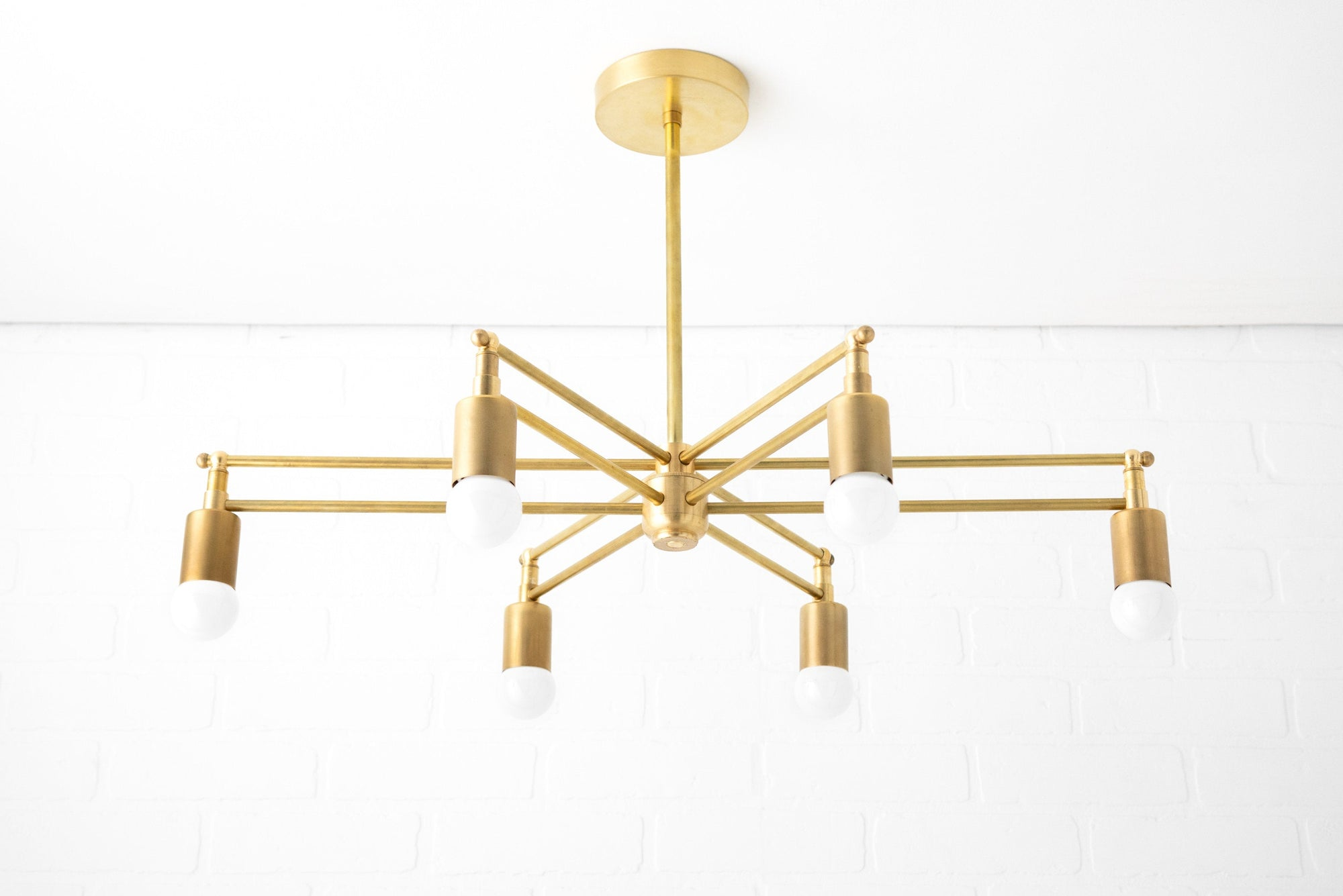Chandelier Model No 0072 Peared Creation