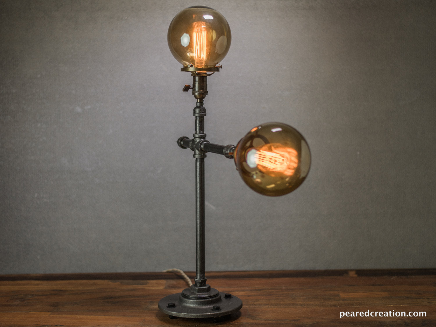 Table Lamp Model No 0505 Peared Creation