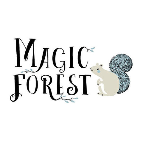 Cotton & Steel - Magic Forest