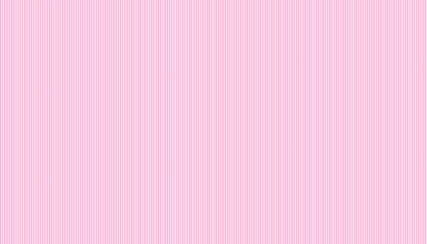 Pinstripe by Makower - Baby Pink