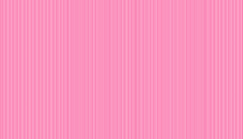 Pinstripe by Makower - Candy Pink
