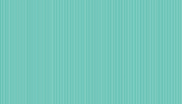 Pinstripe by Makower - Turquoise