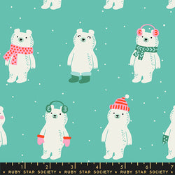 NEW Ruby Star Society - Flurry - Snow Bears Icebox