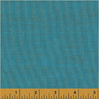 Windham - Another Point of View - Artisan Cotton - Turquoise/Copper