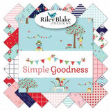 "Tasha Noel Simple Goodness - 5"" Stacker Charm Pack"