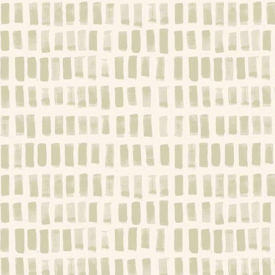 Home by Sarah Golden - Brush Strokes Ivory