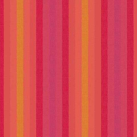 Kaleidoscope - Stripes and Plaids by Alison Glass  - Stripes Sunrise
