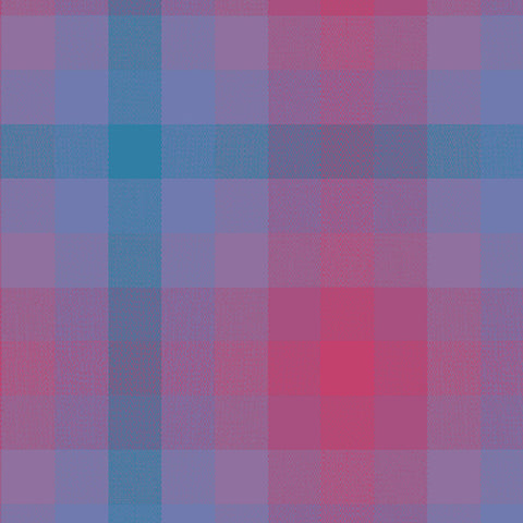 Kaleidoscope - Stripes and Plaids by Alison Glass  - Plaid Thistle