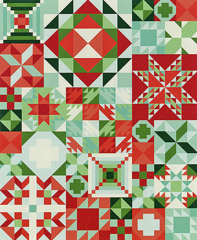 My Favourite Colour is Moda - Cookie Tin - 'Block of the Month' Quilt Club Registration