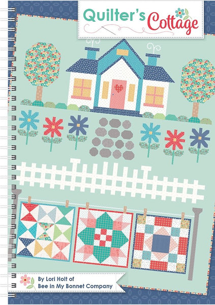 NEW Lori Holt Quilters Cottage Book
