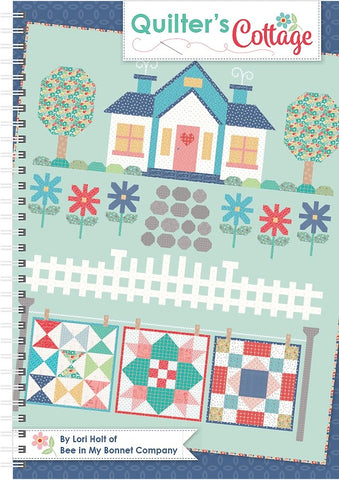 RESERVATION Lori Holt Quilters Cottage Book