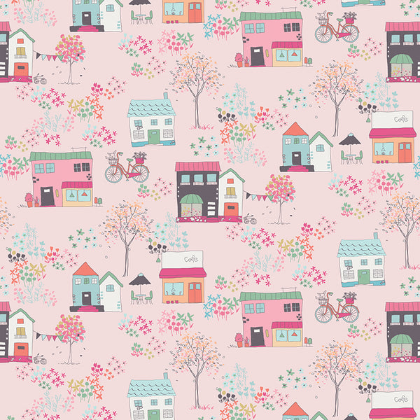 RESERVATION Minki Kim (Zeriano) Moments - Houses Pink