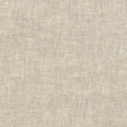 Robert Kaufman - Yarn Dyed Essex Linen - Flax