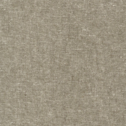 Robert Kaufman - Yarn Dyed Essex Linen - Olive