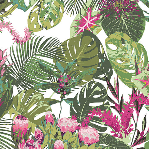 Esoterra - Art Gallery Fabric - Tropicalia Light
