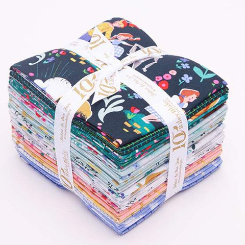 RESERVATION Dorothy's Journey - FULL COLLECTION Fat Quarter Bundle (21 pieces)