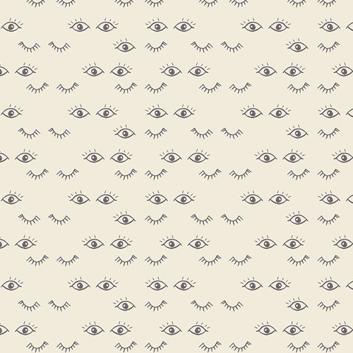 Hello Ollie Knit - Art Gallery Fabric -Meadow Dreams Pure KNIT