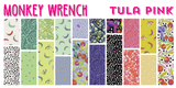 Monkey Wrench by Tula Pink - Full Fat Quarter Bundle (19 pieces)
