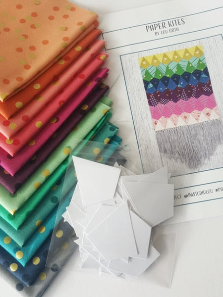 Paper Kites EPP Project Kit - V&Co Confetti Ombre