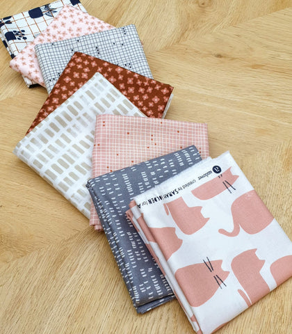 Home by Sarah Golden - Fat Quarter Bundle