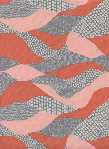 Cotton + Steel -  Imagined Landscapes by Jen Hewett - Lands End Sunset
