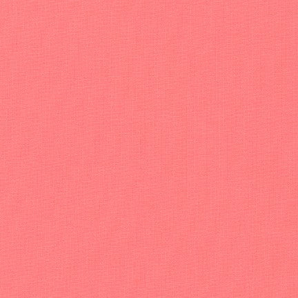 Kona Cotton - Colour of the Year 2017 - Pink Flamingo