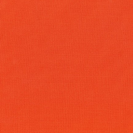 Kona Cotton - Colour of the Year 2018 - Tiger Lily