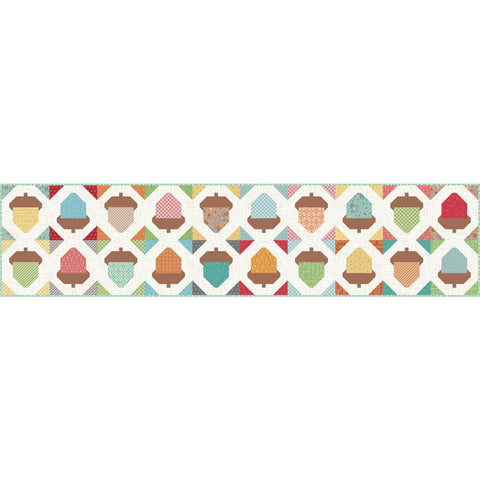 Lori Holt Autumn Love Acorn Table Runner Kit