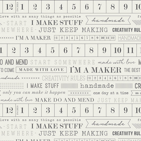 Art Gallery Fabric - I'm a Maker