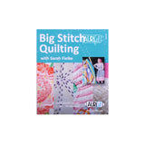 Sarah Fielke Big Stitch Quilting - Aurifil Thread Set