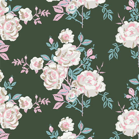 Art Gallery Fabric - Signature - A Rose is a Rose Forever