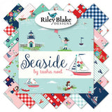 Tasha Noel - Seaside - Full Fat Quarter Bundle (21 pieces) Plus 3 HM