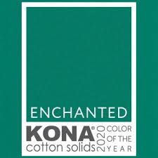 Kona Cotton - Colour of the Year 2020 - Enchanted