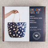 Ruby Star Society Crescent Tote Bag - Full Kit