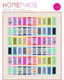 RESERVATION Tula Pink Homemade Collection Spool for Love - Quilt Kit