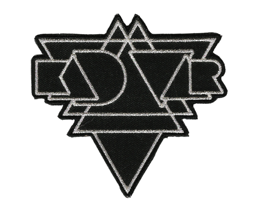 Patch LOGO SILVER