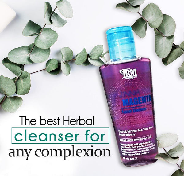 The best Herbal Facial Cleanser for any type of skin - Jamu Ratu Malaya & Mustanir Online Store