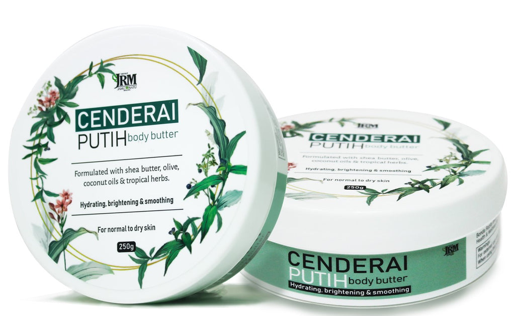 [SALE] Cenderai Putih | Body Butter
