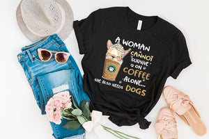 You need Coffee and Dogs!