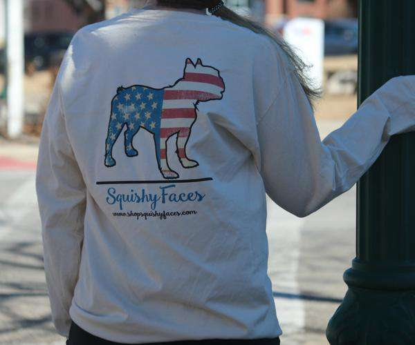 Americana French or English Bulldog Shirt