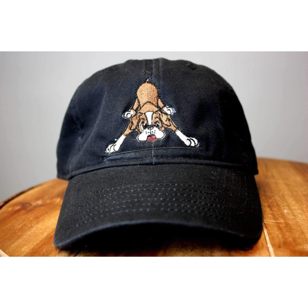 Squishy Boxer Baseball Hat