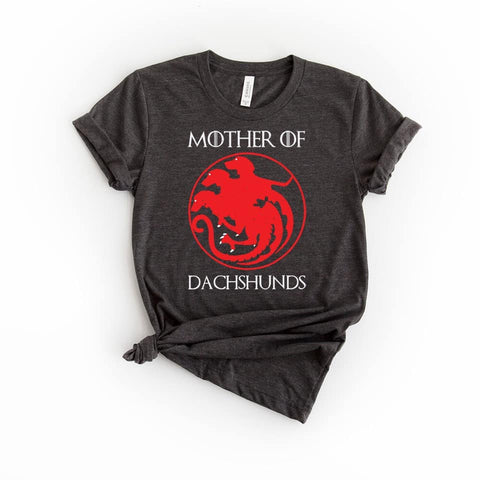 Mother Of Dachshunds T-Shirt