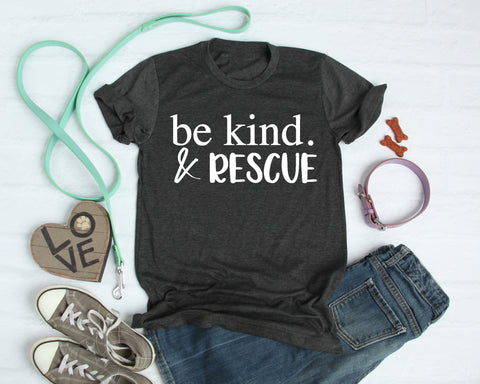 Be Kind and Rescue - Support our Rescue Partner