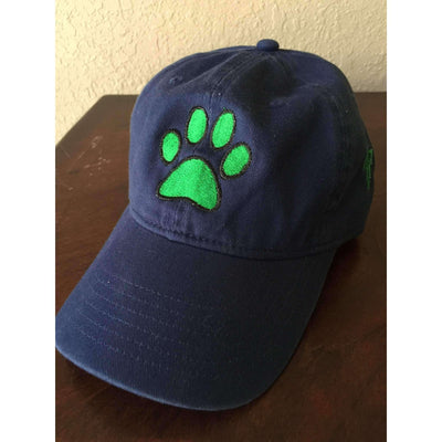 Paw Print Hats-Several Colors To Choose From, dog lover, dog lover hat,  dog on a hat,  gift for dog lover, gift for dog owner, hat for dog owner, hat for dog lover, dog mom, dog owner