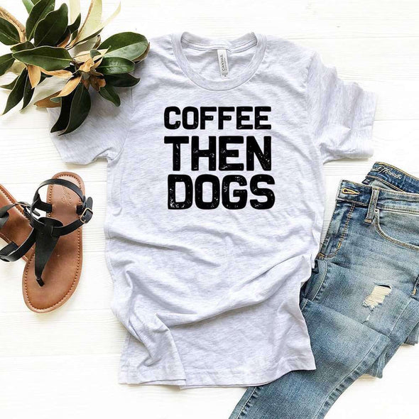 Coffee Then Dogs