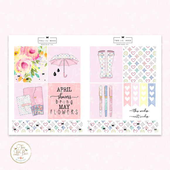 April Showers - Lil' Bee Kit