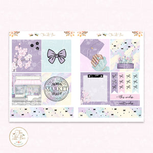 Blossom - Lil' Bee Kit ** Foiled Squares